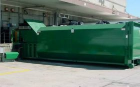 compactor containers florida