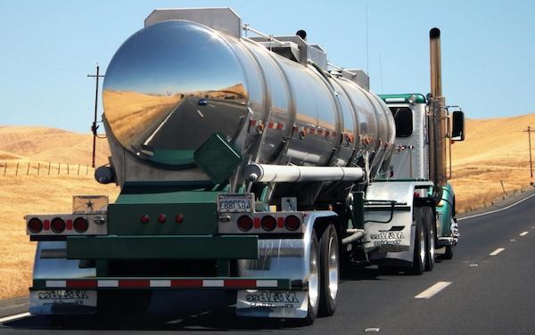 hazardous goods transport