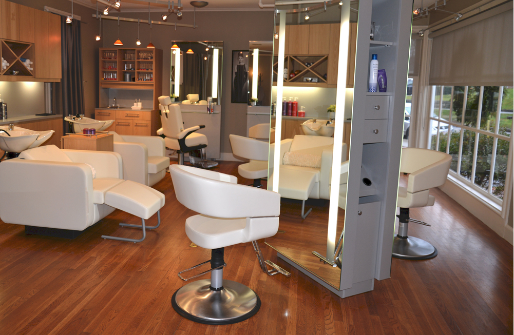 Modern StyleMirrors for Salons and Barbershops