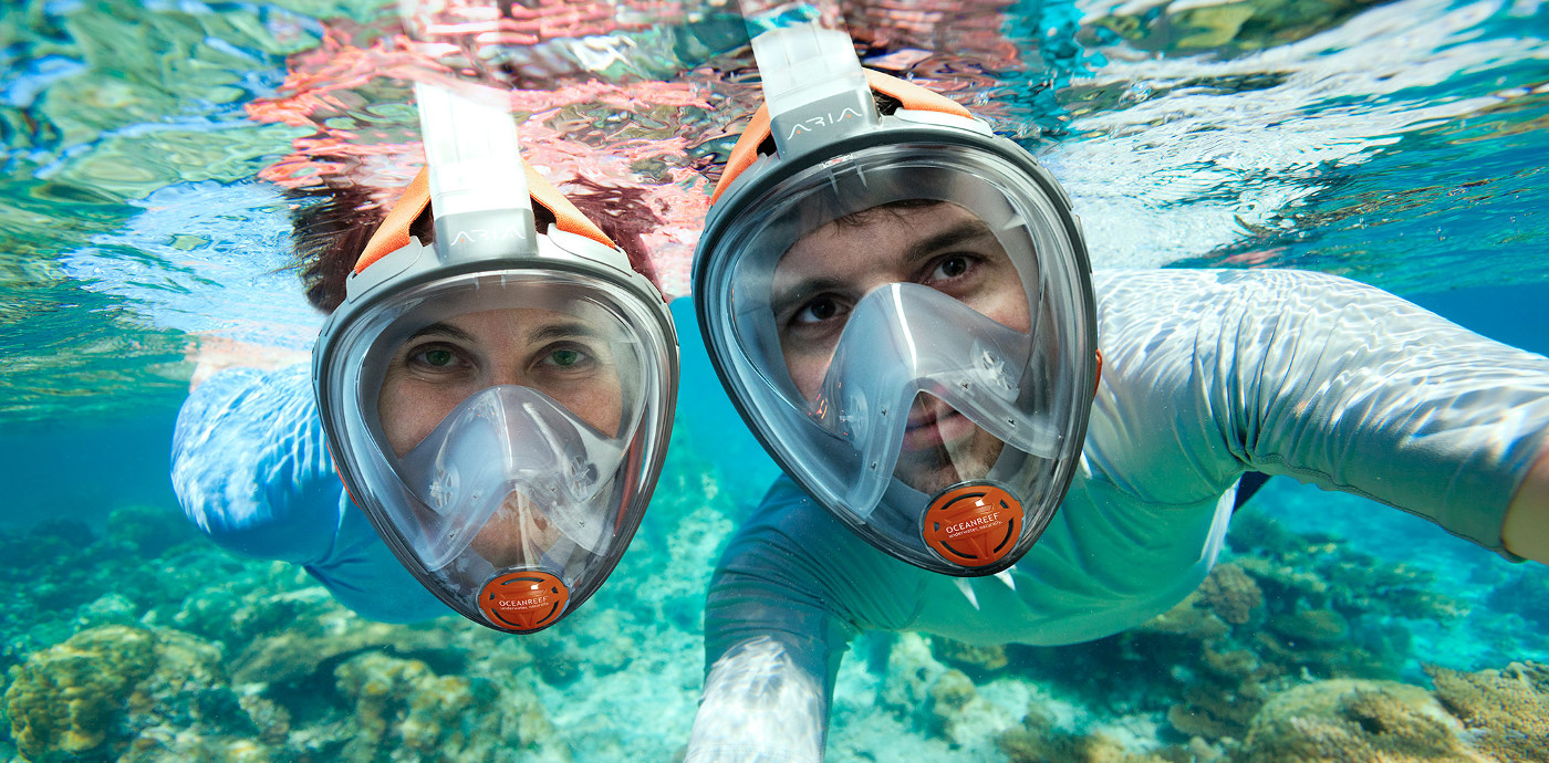 Learn about Underwater Snorkeling Courses!