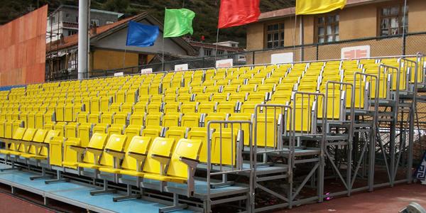 How Stadium Seats Are Manufactured