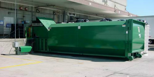 A look Compactor Containers Florida