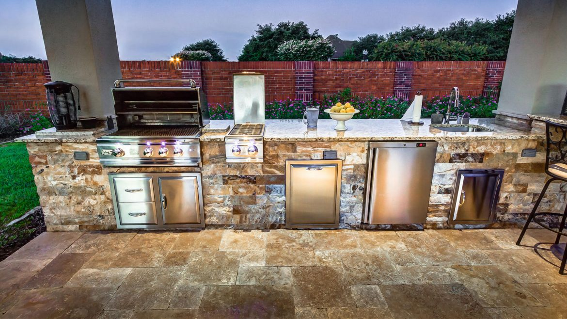 Valid reasons to have the outdoor kitchen