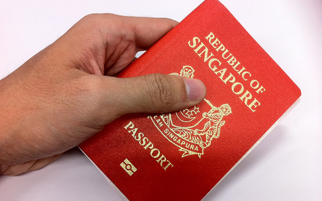 how to apply for Singapore citizenship