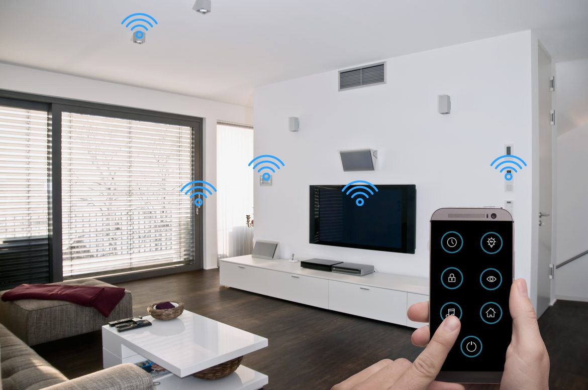 What are the benefits of a smart home?