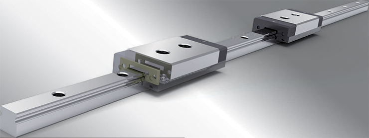 Know the applications of a linear guide system